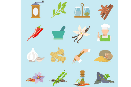 Healthy weight loss using Spices